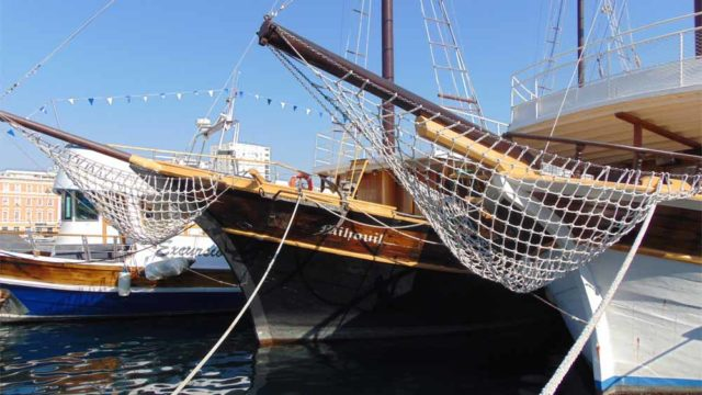 Turistički brodovi